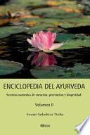 ENCICLOPEDIA DEL AYURVEDA - Volumen II