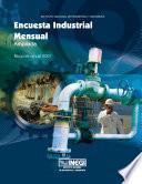 Encuesta Industrial Mensual. Ampliada. Resumen anual 2007