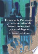 Enfermería Psicosocial y de Salud Mental: Marco conceptual y metodológico (eBook)