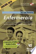 Enfermero/a. Servicio de Salud de Castilla y León (SACYL). Test del Temario
