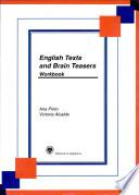 English Texts And Brain Teasers