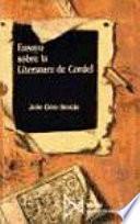 Ensayo sobre literatura de cordel