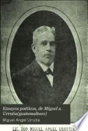 Ensayos poéticos, de Miguel A. Urrutia (guatemalteco)