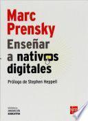 Enseñar a nativos digitales