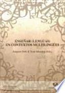 Enseñar (lenguas) en contextos multilingües