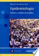 Epidemiología, diseño y análisis de estudios