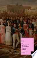 Episodios nacionales II. El terror de 1824