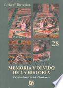 Erinnern und Vergessen in der Geschichte