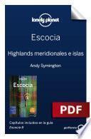 Escocia 8_7. Highlands meridionales e islas