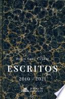 Escritos 2010-2021