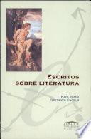 Escritos sobre literatura