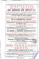 Escudo de armas de Mexico