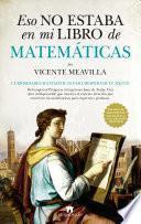 Eso No Estaba En Mi Libro de Matematicas