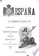 España al terminar el siglo XIX