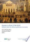 España en Perú (1796-1824)