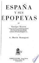 España y sus epopeyas