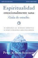 Espiritualidad emocionalmente sana - Guía de estudio