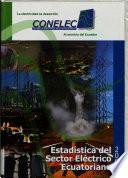 Estadística del sector eléctrico ecuatoriano