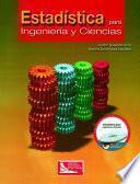 Estadística para Ingeniería y Ciencias