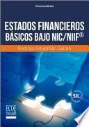 Estados financieros básicos bajo NIC-NIIF