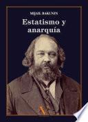 Estatismo y anarquía