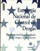 Estrategia Nacional de Control de Drogas