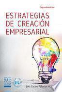 Estrategias de creación empresarial
