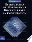 Estructuras de matemáticas discretas para la computación
