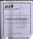 Estudio para el ajuste salarial del personal nacional de la oficina del IICA en Bolivia