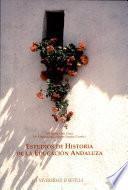 Estudios de historia de la educación andaluza