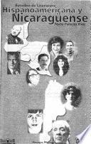 Estudios de literatura hispanoamericana y nicaragüense