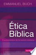 Ética bíblica