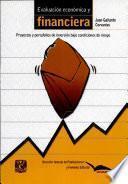 Evaluacion Economica Y Financiera : Proyectos Y Portafolios de Inversion Bajo Condiciones de Riesgo