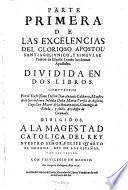 Excellencias y Primacias del Apostol Santiago