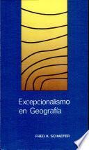 Excepcionalismo en geografía