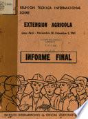 extension agricola