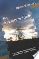Fe Inquebrantable