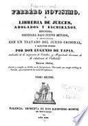 Febrero novisimo ó, Librería de jueces, abogados y escribanos, 10