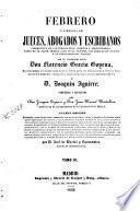 Febrero o librería de jueces abogados y escribanos...,4