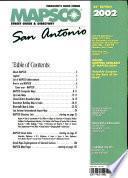 Ferguson's Quick-finder Mapsco Street Guide & Directory San Antonio