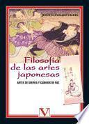 Filosofía de las artes japonesas