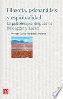 Filosofía, psicoanálisis y espiritualidad