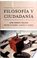 Filosofía y ciudadanía