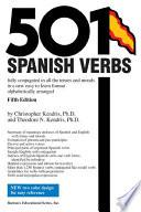 Five Hundred and One Spanish Verbs