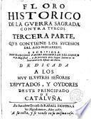 Floro Historico de la guerra... de los turcos contra Leopoldo I en 1683