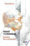 Foucault y el psicoanálisis