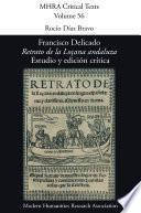 Francisco Delicado, 'Retrato de la Loçana andaluza': Estudio y edición crítica
