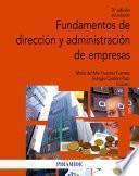 Fundamentos de dirección y administración de empresas