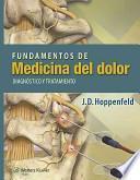Fundamentos de Medicina del Dolor Diagnostico y Tratamiento