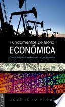 Fundamentos de Teoría Económica